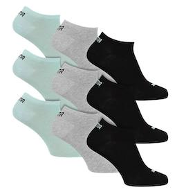 Puma - Sneaker socks - 3-pack