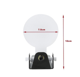 FTY Sport - Single Quick Reset Round Target