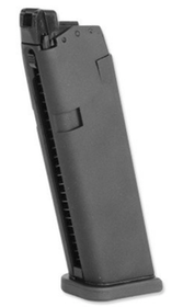 Airsoft Magazine for Glock 17, GBB GAS 6 MM