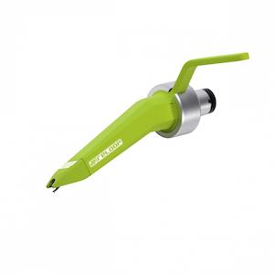 RELOOP Pickup, 20 Hz-20 kHz, hög utgångsnivå, grön