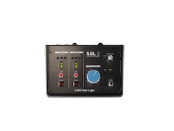 SSL 2 USB Ljud Interface