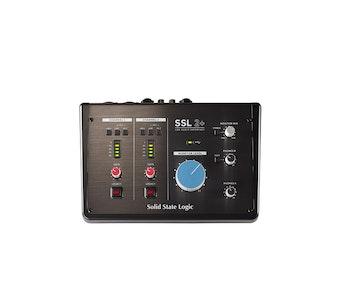 SSL 2+ USB Ljud Interface