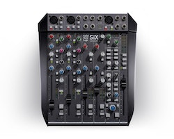 SSL SiX mixerbord