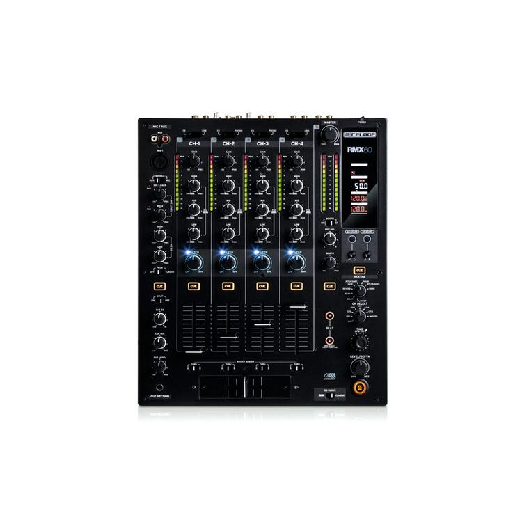 Reloop RMX-60 DIGITAL 4+1DIGITAL Club Mixer with effects