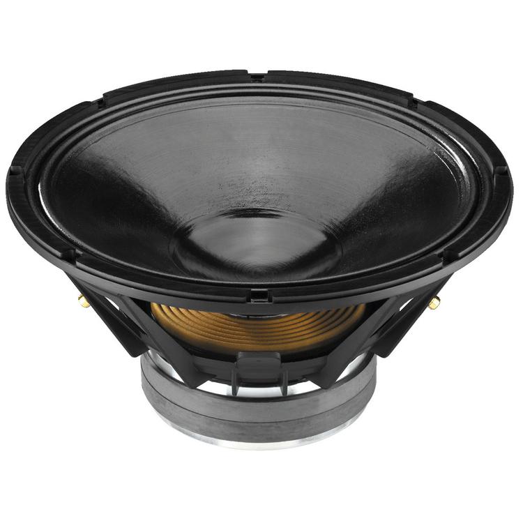 Monacor SPH-450TC 18'' subbas högtalare, två talspolar