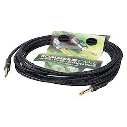 Sommer Cable CQ19-0600-BL 6,00 m Instrument Cable SC-Classique