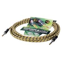 Sommer Cable CQ19-0600-GE 6,00 m Instrument Cable SC-Classique