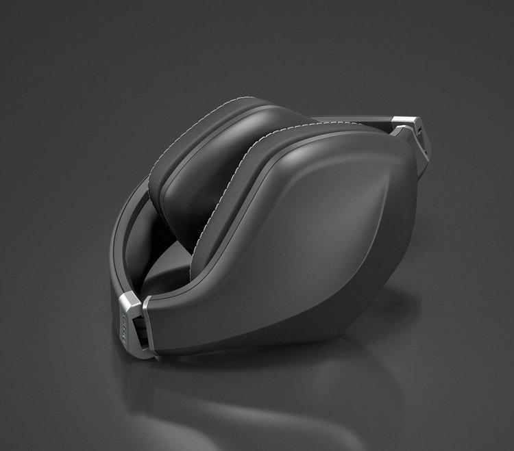 Magnat LZR980 PINIFARINA over-ear hörlur, svart