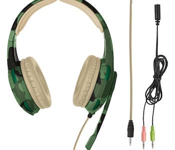 Trust GXT 310C Gaming Headset Jungle