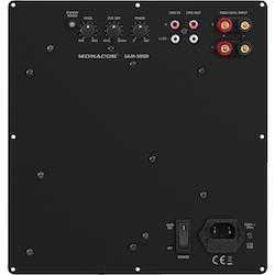 Monacor SAM-500D Digital Förstärkarmodul 700W