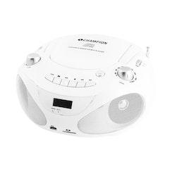 Champion Boombox CD/Radio/MP3/USB Vit