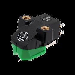 Audio-Technica AT-VM95E, Stereo pickup med elliptisk nål i VM95-serien