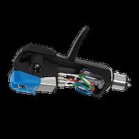 Audio-Technica AT-VM95C/H, VM95 serien konisk stereo pickup i AT-HS6 pickupskal