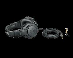 Audio-Technica ATH-M20X - Sluten Dynamisk Hörlur
