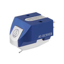 Audio-Technica AT-OC9XEB Dual Moving Coil Cartridge with Elliptical Bonded  Stylus