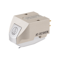Audio-Technica AT-OC9XEN Dual Moving Coil Cartridge with Eliptical Nude Stylus