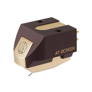 Audio-Technica AT-OC9XSH Dual Moving Coil Cartridge with Shibata Stylus