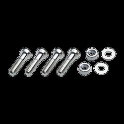 Audio-Technica AT-HS6SV, silver 9 gram pickupskal