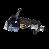 Audio-Technica VM520EB/H, Dubbel rörlig magnet Stereo pickup med elliptisk nål i pickupskal HS10