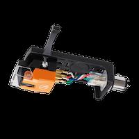 Audio-Technica AT-VM95EN/H är VM95 serien naken elliptisk stereo pickup i AT-HS6 pickupskal