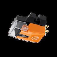 Audio-Technica VM530EN, High-End Dubbel rörlig magnet stereo pickup med elliptisk nål