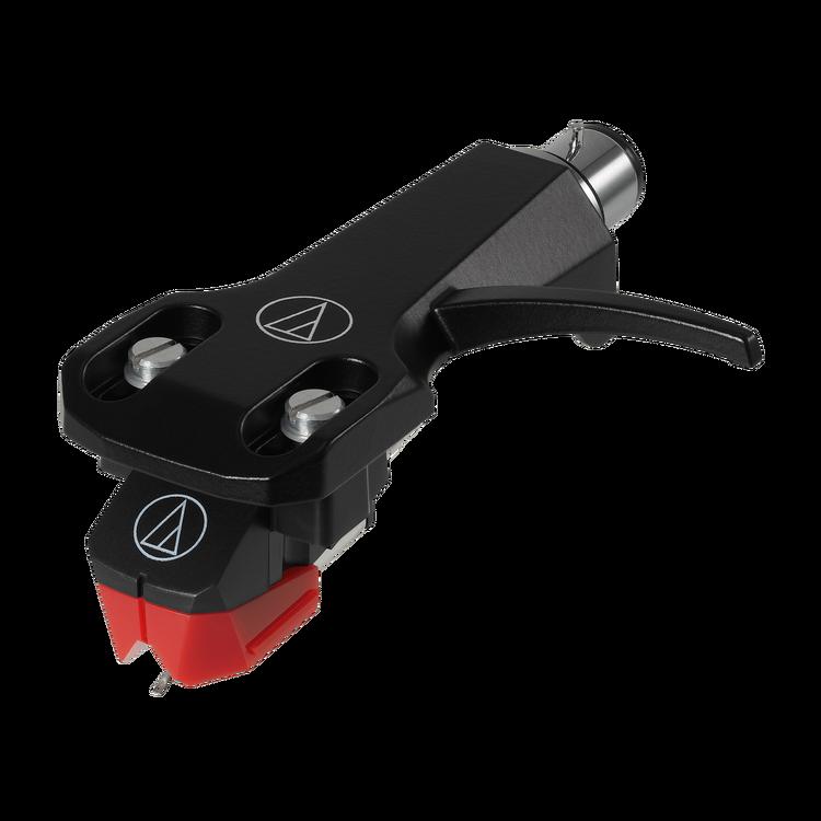 Audio-Technica AT-VM95ML/H är VM95 serien Mikrolinear stereo pickup i AT-HS6 pickupskal