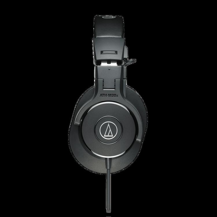 Audio-Technica ATH-M30X - Sluten Dynamisk Hörlur
