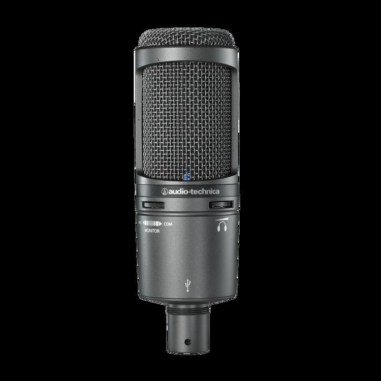 Audio-Technica AT2020USB+ USB mick med hörlusuttag