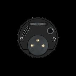 Audio-Techniva ATR2100x-USB Handhållen USB-mikrofon