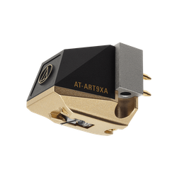 Audio-Technica AT-ART9XA, Pickup typ rörlig spole, Shibata-nål