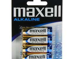 Maxell (AA) LR-06 4pack