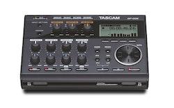 Tascam DP-006 Ultrakompakt 6-spårig Pocketstudio 2 mono - 2 stereo