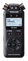 Tascam DR-05X Stereo Handhållen Audio Recorder - USB Audio Interface