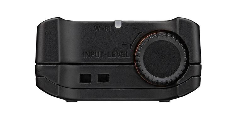 Tascam DR-22WL Handheld Recorder with Wi-Fi functionality