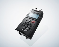 Tascam DR-40X Portable Four-Track Digital Audio Recorder and USB Audio Interface