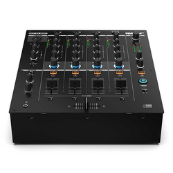 Reloop RMX-44 BT Premium 4-channel Bluetooth DJ club mixer