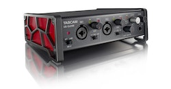 Tascam US-2X2HR USB Audio/MIDI Interface - 2 in 2 out
