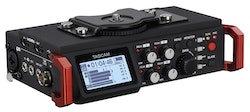 Tascam DR-701D 6-channel audio recorder for DSLR cameras