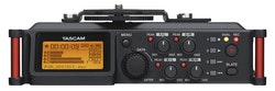Tascam DR-70D 4-channel audio recorder for DSLR cameras