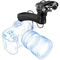 Tascam TM-2X High-quality XY microphone for digital cameras