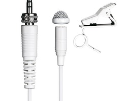 Tascam TM-10LW Lavalier Microphone With Screw-Lock Connector