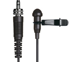 Tascam TM-10LB Lavalier Microphone With Screw-Lock Connector