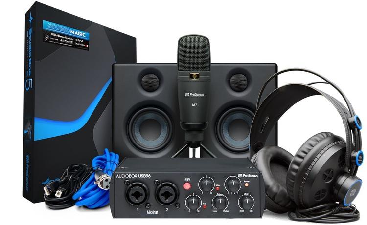 Presonus AudioBox Studio Ultimate Bundle 25th Ann Edition