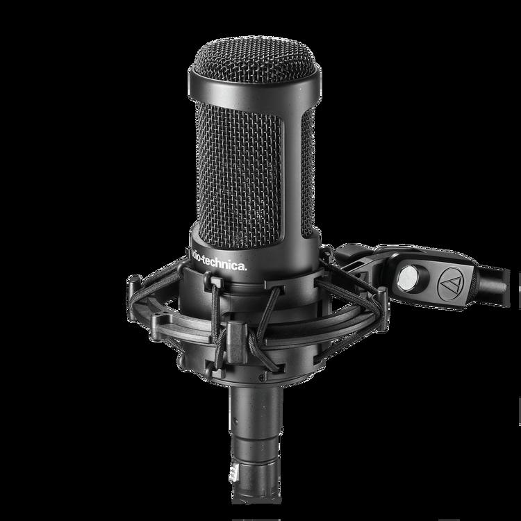 Audio-Technica AT2035 - Large Diaphragm Cond Mic.
