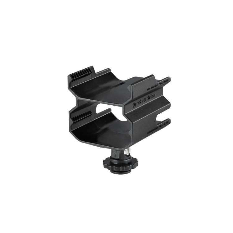 Audio-Technica AT8691 - Camera Shoe Dual Mount f System 10 Camera Receiver