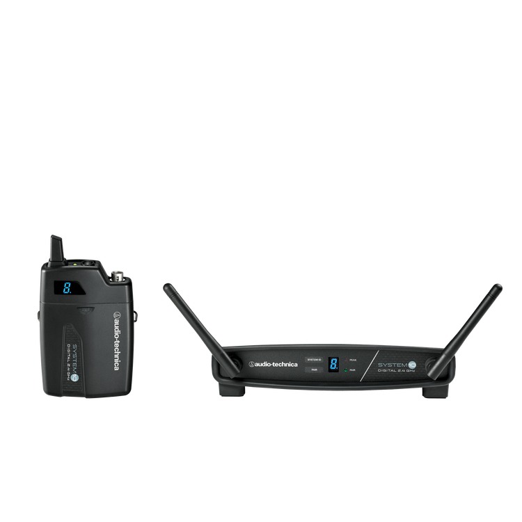 Audio-Technica ATW-1101 - System 10 Beltpack Digital Wireless System