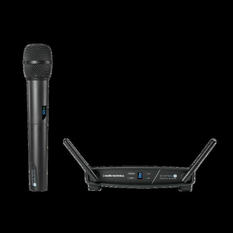 Audio-Technica ATW-1102 - System 10 Handheld Digital Wireless System
