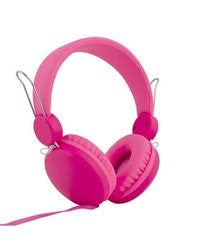 Maxell Spectrum Hörlurar - rosa