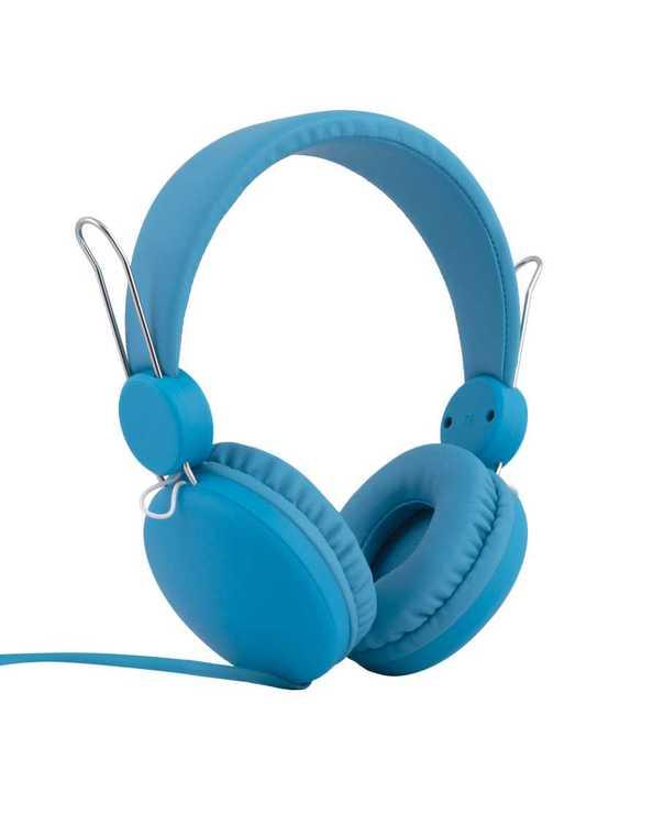 Maxell Spectrum Hörlurar - blå