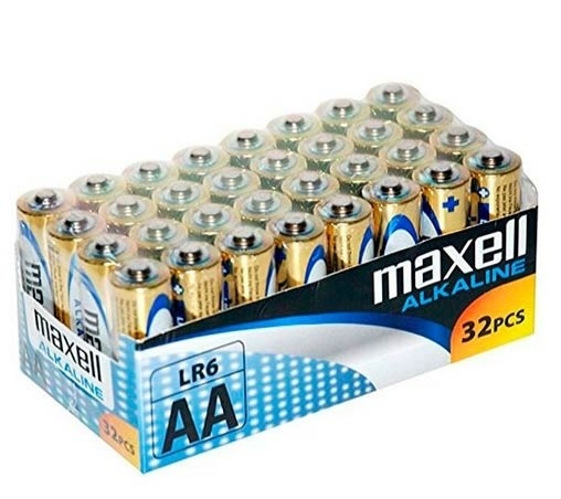 Maxell (AA) LR-06 32-pack